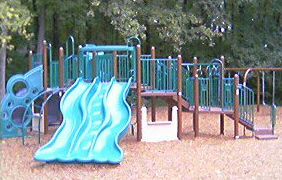 Playground at Falstaff Park