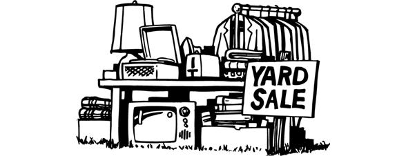 McLean Hamlet Yard Sale – Saturday, May 20, 8 am –Noon