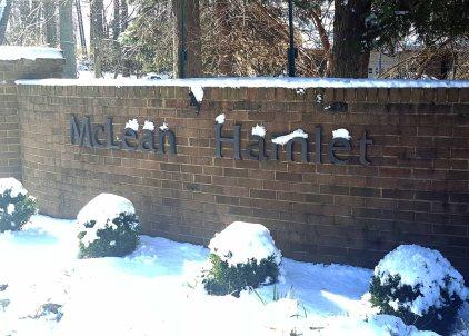 McLean Hamlet Winter