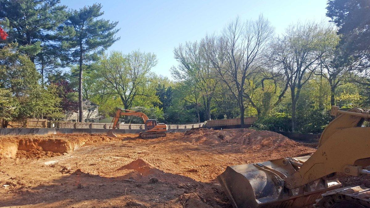 Home Demolished on TouchstoneTerrace
