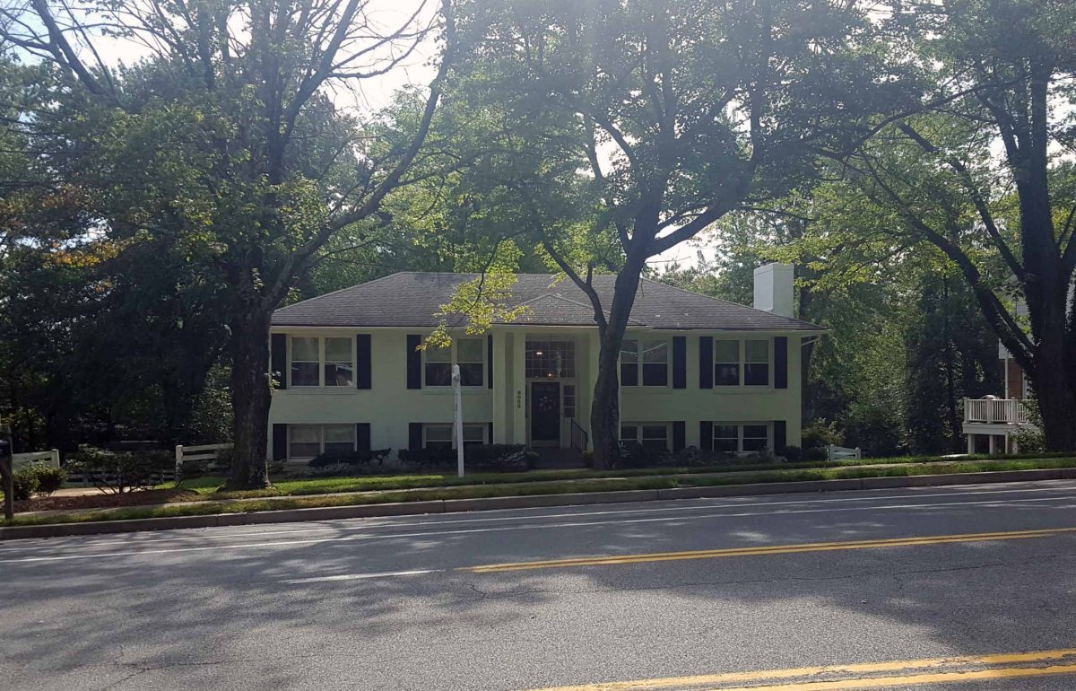 8003 Lewinsville Road Back on the Market