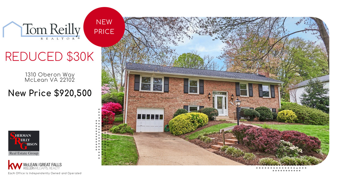 Price Reduction at 1310 Oberon Way