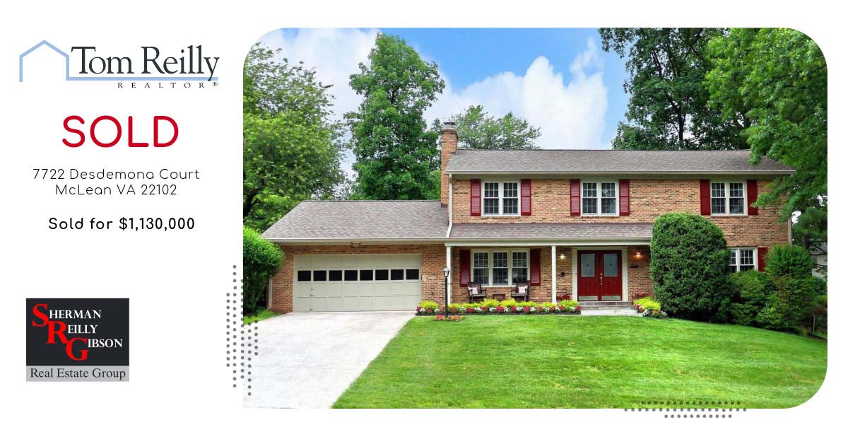 7722 Desdemona Ct Sold for $1,130,000