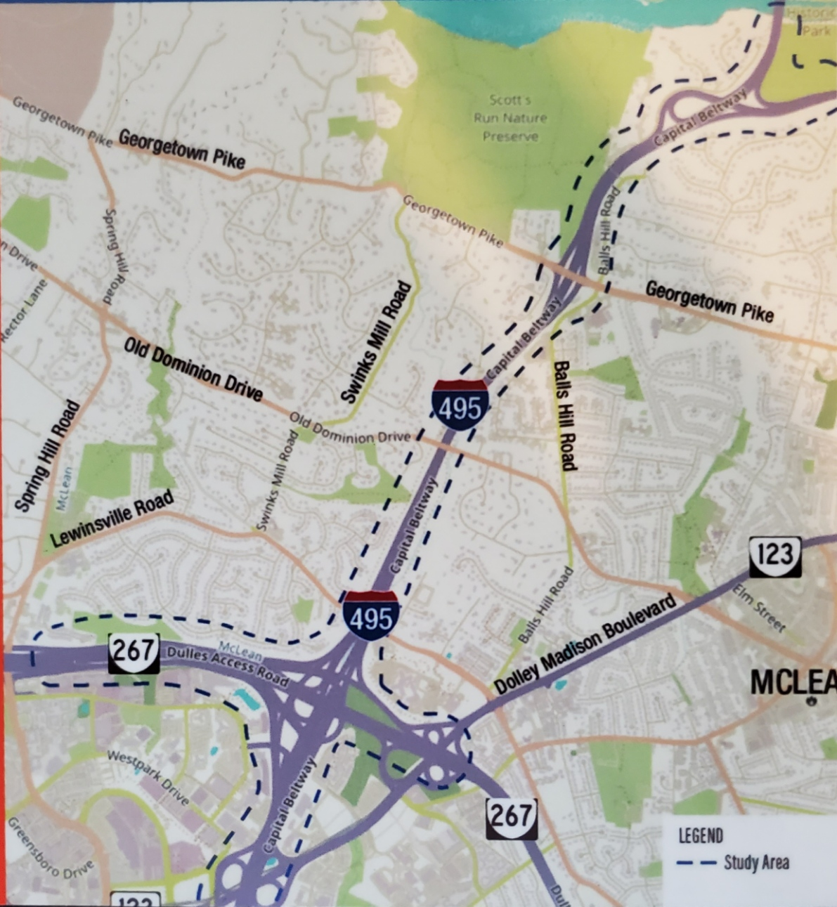 VDOT Public Hearing for the 495 Express Lanes Northern Extension scheduled for 10/5/20